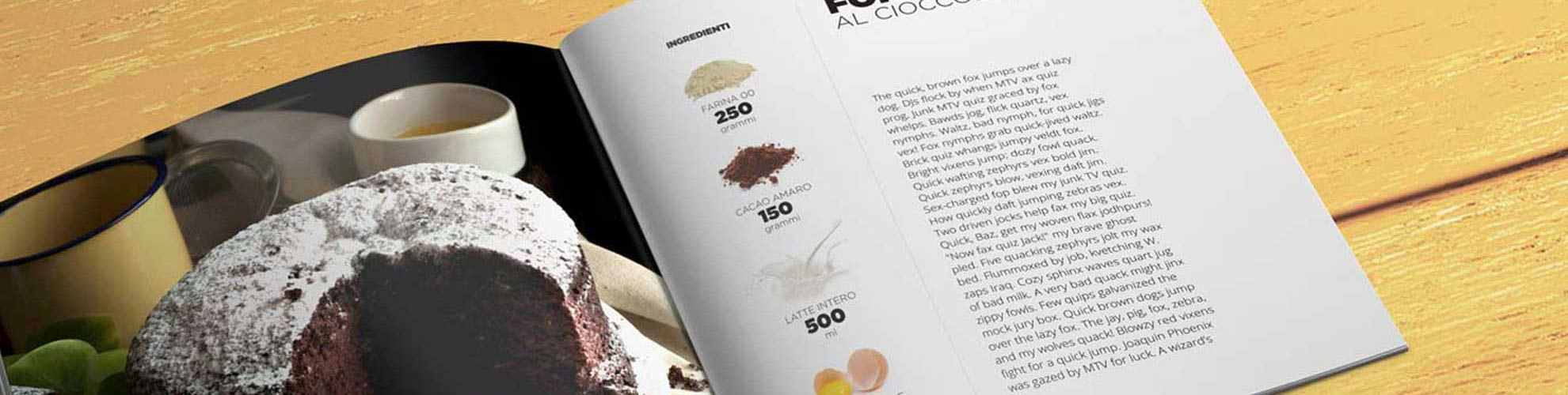 Realizzazioni brochure